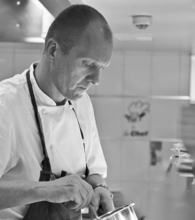 Chef Luke Tipping