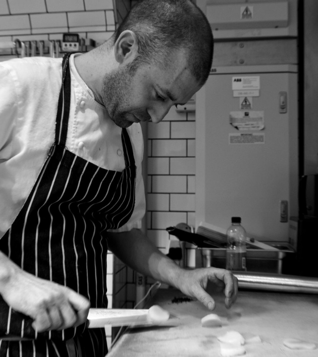 Chef Tony Fleming